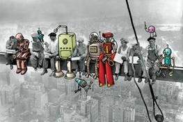 آینده شغلی : ربات ها به زودی جای ما را می گیرند