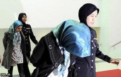 دختران ایرانی در مالزی اعدام شدند + عکس